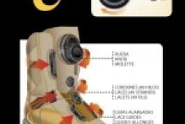 Calzados FAL crea una puntera ultraligera: VINCAP