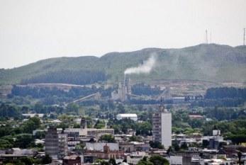 """Uruguay: Concentración de polvo en cementeras es """"alarmante"""""""