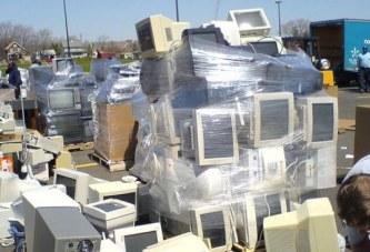 Un monstruo contaminante: Residuos tecnológicos