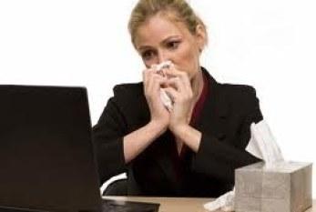 Gripe en el trabajo: el rol de la higiene y desinfección