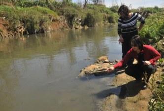 Encuentran estrógenos en el río Suquía