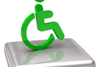 La última tecnología para discapacitados.