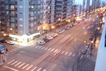 El primer semáforo de Córdoba, Argentina, se instaló en 1960 – ¿Donde?