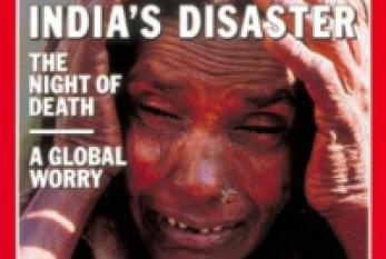 Bhopal: a 31 años del mayor accidente de trabajo en el mundo