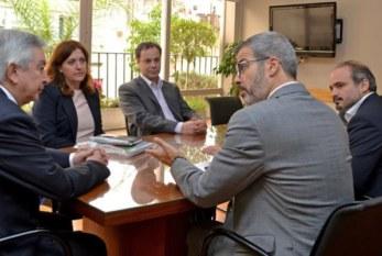 La SRT y la OIT reunidas para mejorar las condiciones laborales en Argentina