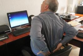 México: Mitad de la población sufre de lumbalgia