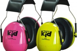 Suiza: Alumnos de primaria utilizan protectores auditivos 3M para mejorar su rendimiento escolar