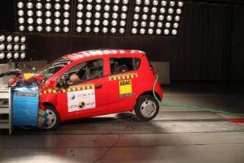 Seguridad en los Autos: El auto que reprobó el último ensayo de choques