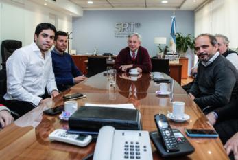 La SRT y Aeronavegantes evaluaron funcionamiento del sistema de riesgos del trabajo