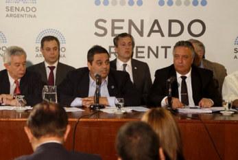 Argentina: Expusieron en el Senado el proyecto que reforma la Ley de Riesgos del Trabajo