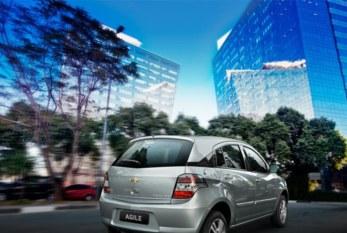 Seguridad en los autos: Chevrolet Agile