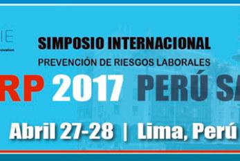2017: PERU – SIMPOSIO INTERNACIONAL DE PREVENCIÓN DE RIESGOS LABORALES