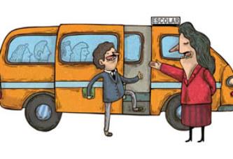 Chile: ¿En qué fijarse al contratar un servicio de transporte escolar?