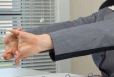 Ejercicios que puedes hacer en la oficina