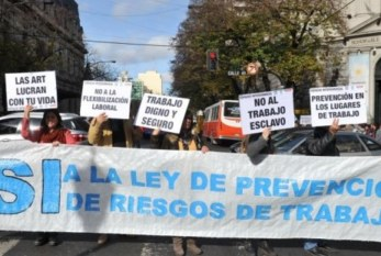 Revés para Cambiemos en la Legislatura: no se tratará la adhesión a la ley de ART