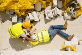 Chile: El 40% de los accidentes laborales es producto de golpes y caídas