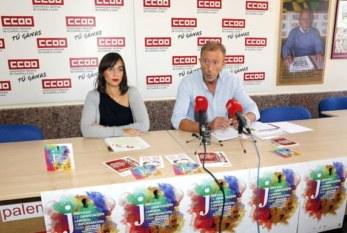 España: CC OO atribuye la alta siniestralidad entre los jóvenes a la falta de formación