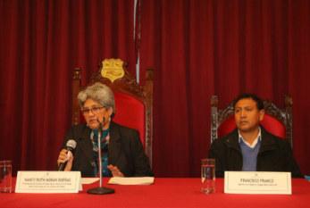 Perú: Promueven Ley de Seguridad y Salud