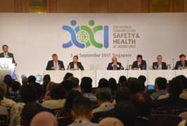 OIT pide una coalición mundial sobre seguridad y salud en el trabajo