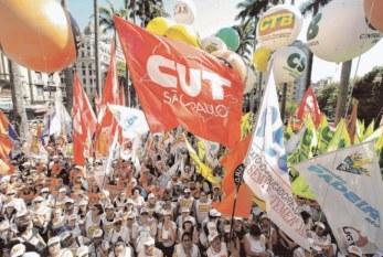 Brasil arranca su reforma laboral en medio de protestas