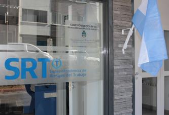 Nueva comisión médica en Bariloche
