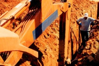 España: Un ingeniero patenta un sistema para trabajar en una zanja sin riesgos