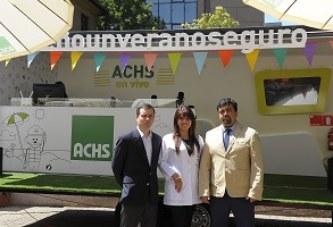"""ACHS lanza campaña """"Sueño un verano seguro"""""""